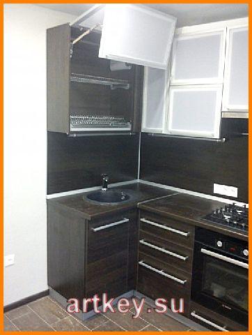 складные дверцы для кухонных шкафов